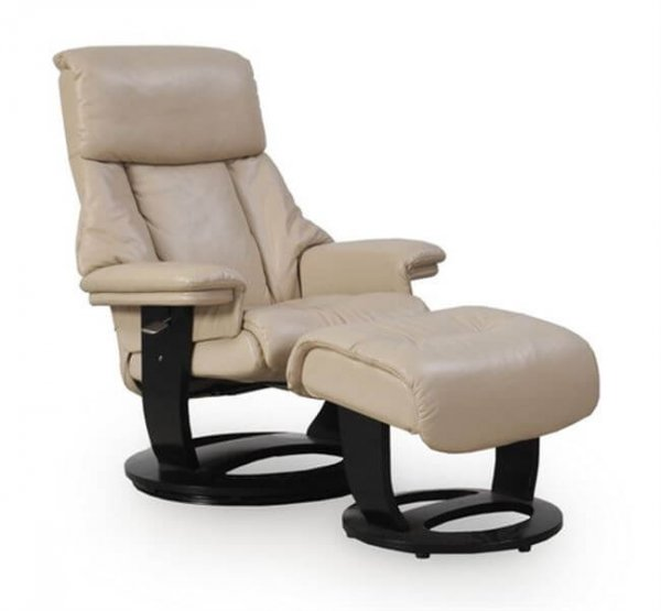 ROLF RECLINER and OTTOMAN